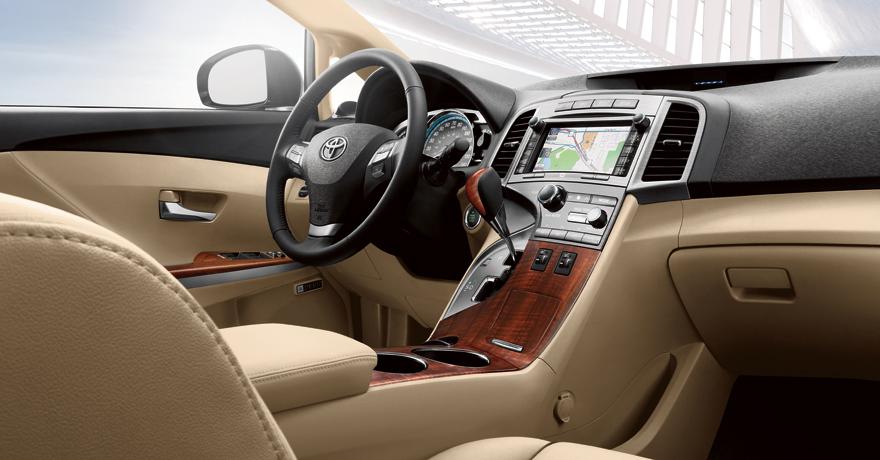 Комплектации Toyota Venza.
