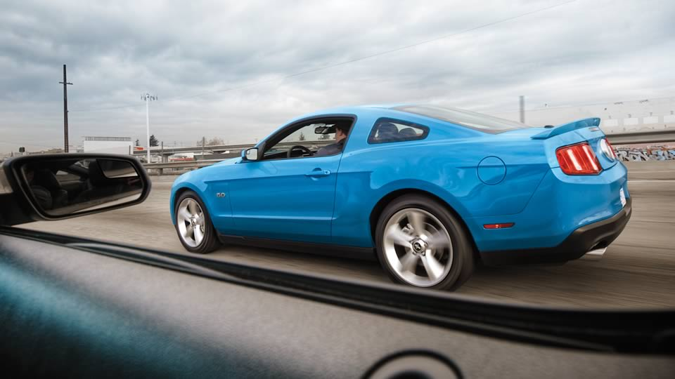 2012 Mustang Gt Auto Or Manual Transmission