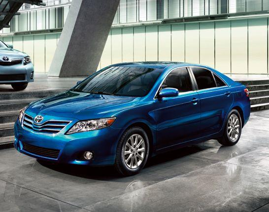 Toyota camry 2011 xle 2 5 l automatic